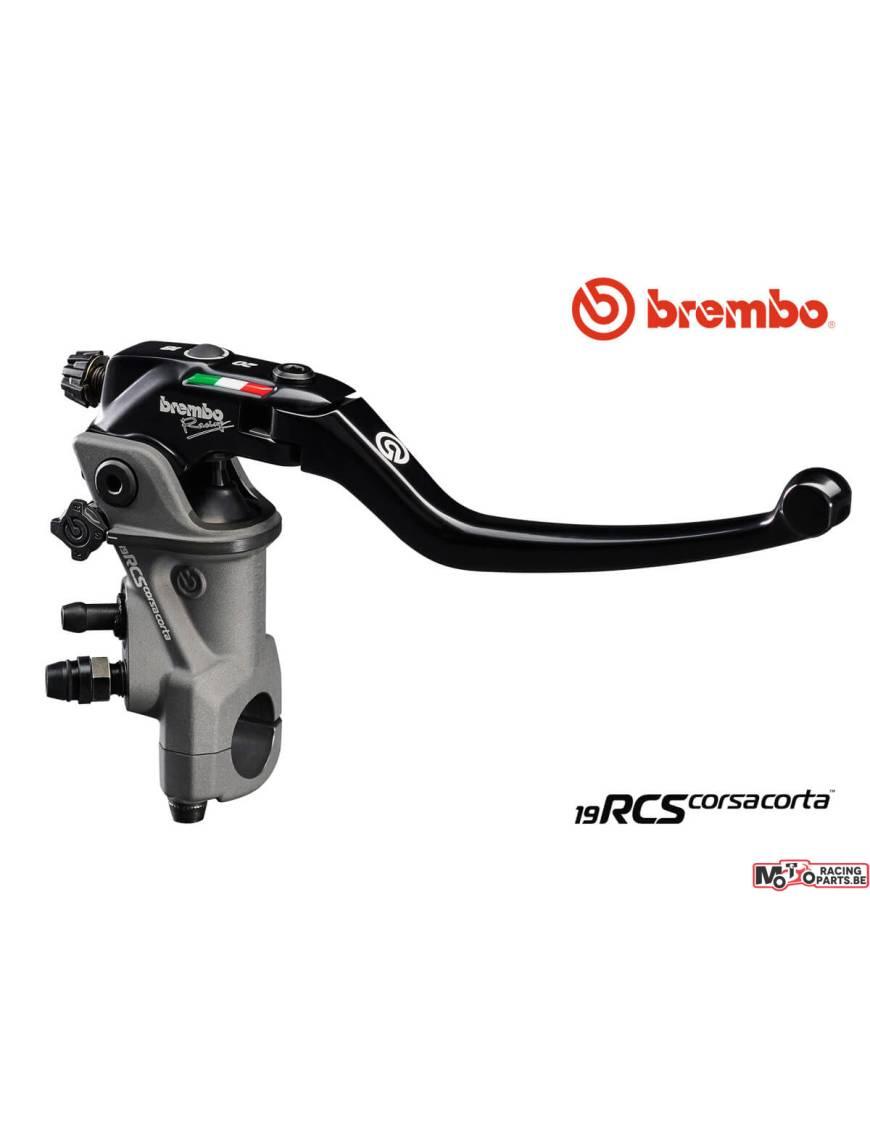 Maitre cylindre frein Brembo PR19 RSC Corsa Corto