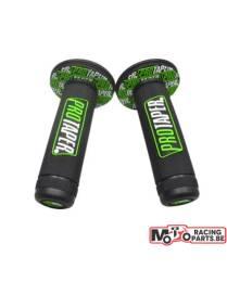 Poignées grip Pro Taper MX - Vert