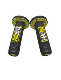 Coating grip Pro Taper Dirtbike / MX 22mm - Yellow