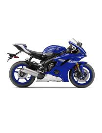 Stompgrip Traction Pads Yamaha YZF-R6 2017 à 2018