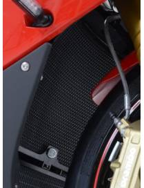 Water radiator Guards protects BMW S1000RR 2015 to 2018