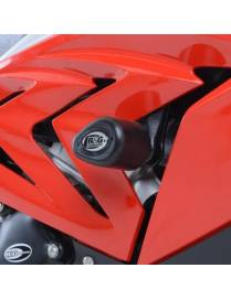 Aero crash protectors (Uppers) BMW S1000RR 2015 to 2018