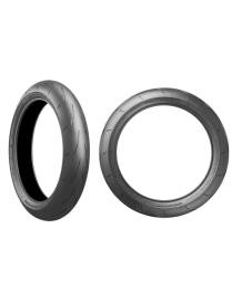 Pneu avant Bridgestone 120/70/17 R11 Soft