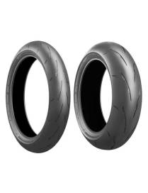 Set pneus Bridgestone R11 120/70/17 - 200/55/17