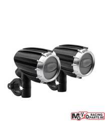Universal fog lamps LED Givi Trekers S321