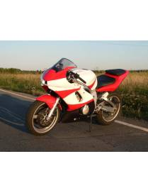 Tête de fourche polyester Motoforza Yamaha YZF-R6 1999 à 2002