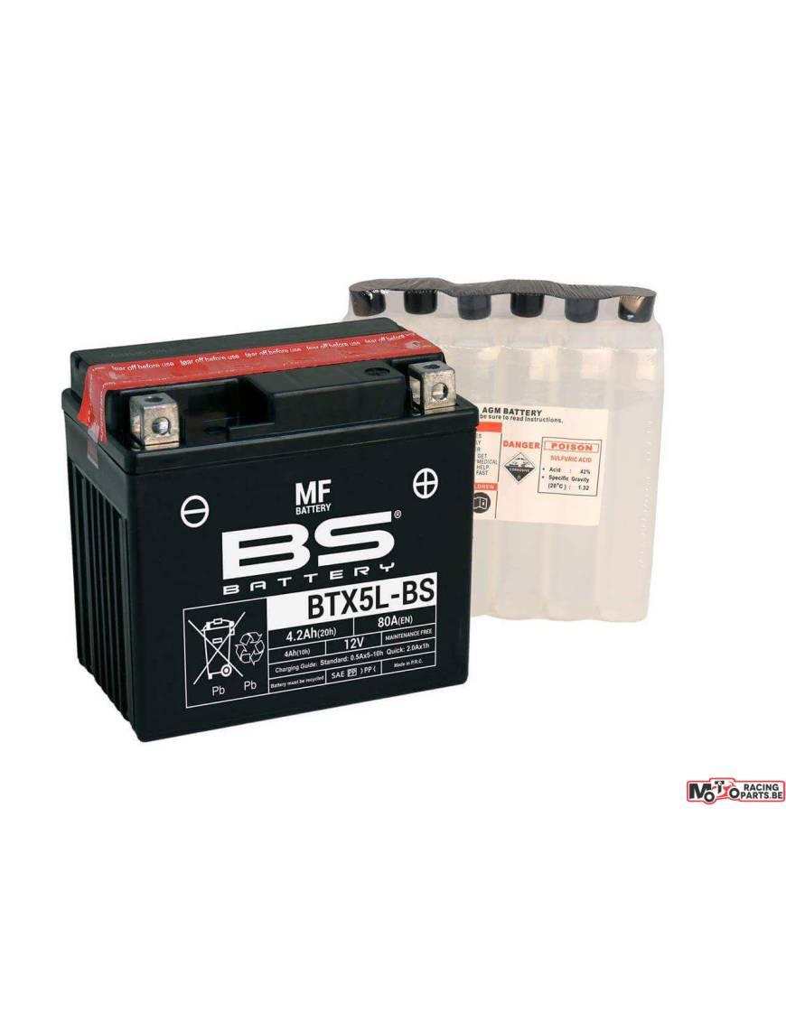 Battery BS BB9-B 9Ah 12V