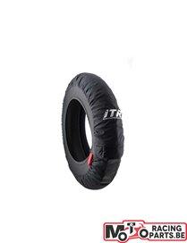 Analogical tyre warmer set ITR Evo1 80° SSP / SBK / Supermoto