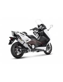 Akrapovic Racing Line Titanium Yamaha TMax 530 2008 to 2016