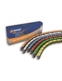 Transmission chain tecnium 420 - Red fluo