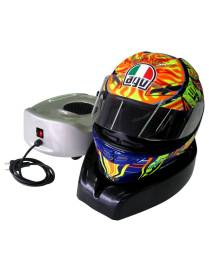 Black helmet dryer Capit hot & cold