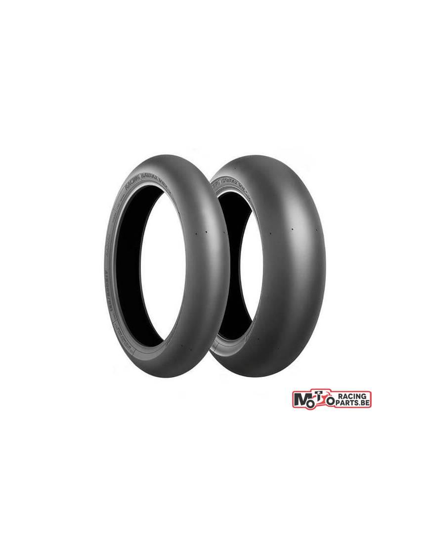 Set pneus Bridgestone V02 120/600/17 - V02 200/650/17