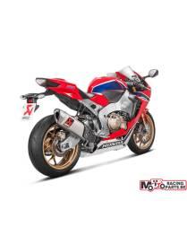 Akrapovic Slip-On Titanium Honda CBR 600 RR 2009 to 2012