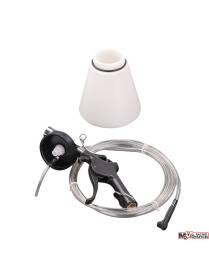 Brake Bleeder Fluid Kit Air Powered Pneumatic Vacuum
