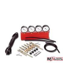 Dépressiomètres pour synchroniser - 4 carburateurs