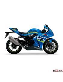 Stompgrip Traction Pads Suzuki GSXR-1000 2017 to 2018