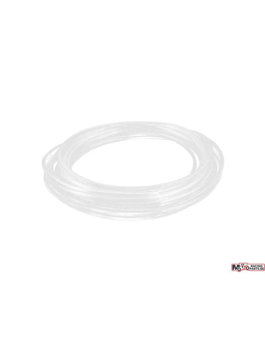 Transparent PVC hose Ø7mm inside