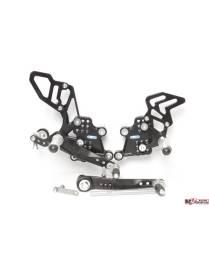 Commandes reculées PP Tuning Honda CBR 1000RR 2017 à 2018