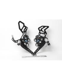 Rear set PP Tuning Suzuki GSX-R 1000 (2005-2006)