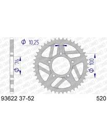 Aluminium rear sprocket AFAM 520 93622 Rim MARCHESINI / BST / DYMAG / OZ