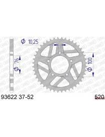 Aluminium rear sprocket AFAM 520 93622 Rim MARCHESINI / BST / DYMAG / OZ
