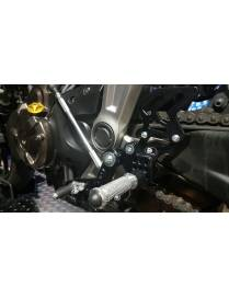 Rear set PP Tuning Yamaha MT07/ABS/MotoCage/Tracer 2014 to 2018