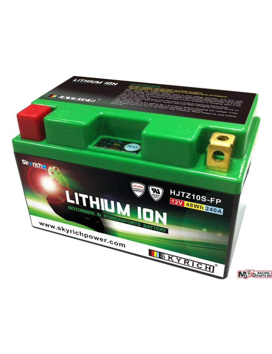 Batterie Lithium Ion Skyrich LTZ10S 12V 4Ah