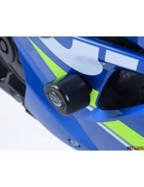 Aero crash protectors (Uppers) Suzuki GSX-R 1000 2017 to 2018 (small)