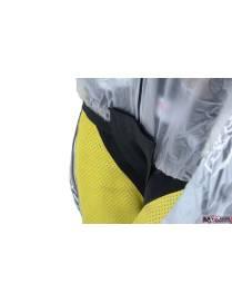 Rain Jacket Transparent  R&G Racing