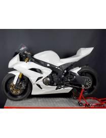 Polyester lower part Motoforza Kawasaki ZX-6R 2009 to 2012