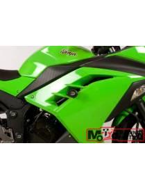 Aero crash protectors (Uppers) Kawasaki Ninja 250 (SX) / 300