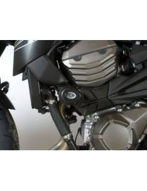Aero crash protectors (Uppers) Kawasaki Z800 2013 to 2016