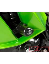 Aero crash protectors (Uppers) Kawasaki Z1000SX 2011 to 2016