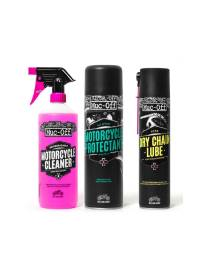 Motorcycle Clean Protect & Lube Kit Mucc-Off