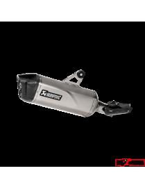 Akrapovic Slip-On Titanium BMW R 1250 GS / Adventure 2019