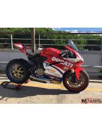 Kit carénages piste 5 pièces Motoforza Ducati 1299 Panigale 2015 à 2018