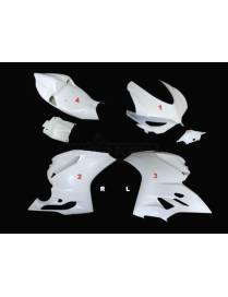 Fairings kit 4 parts Motoforza racing Ducati 899/1199 Panigale 2015 to 2018