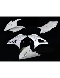 Fairings kit 5 parts Motoforza BMW S1000RR 2015 to 2018 (OEM Screen)