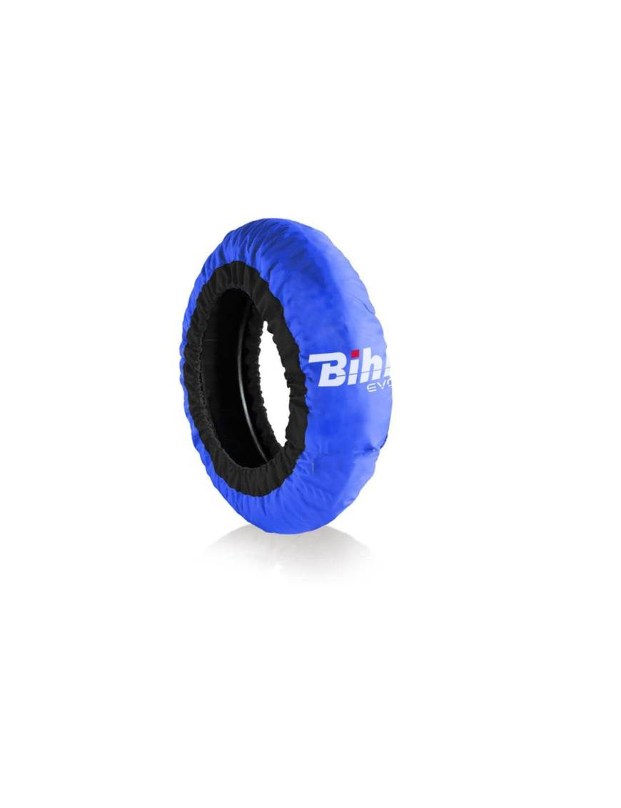 Couvertures chauffante BIHR Home Track Evo 2 - Bleu