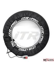 Analogical tyre warmer set ITR PRO Superbike 120/205