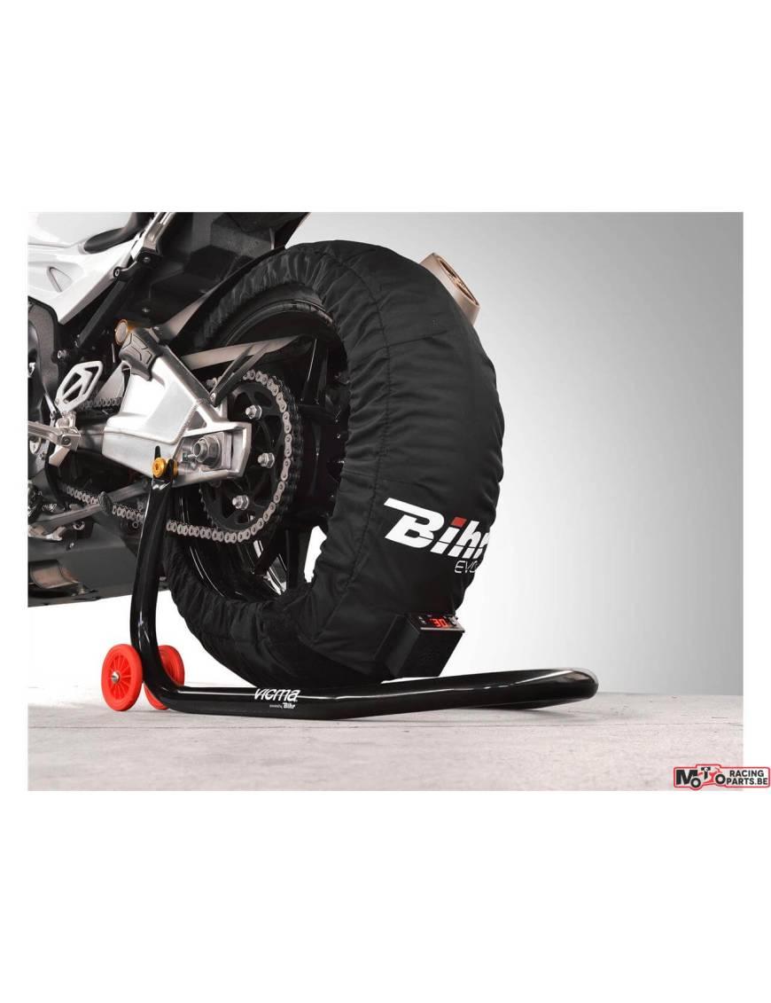 Tyres warmers programmable Bihr Evo2 (200mm)