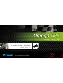 Chaine de transmission Tsubaki 520 Omega-ORS