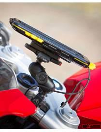 Mounint kit Iphone 6/6S/7/8 Twisty ride - Moto