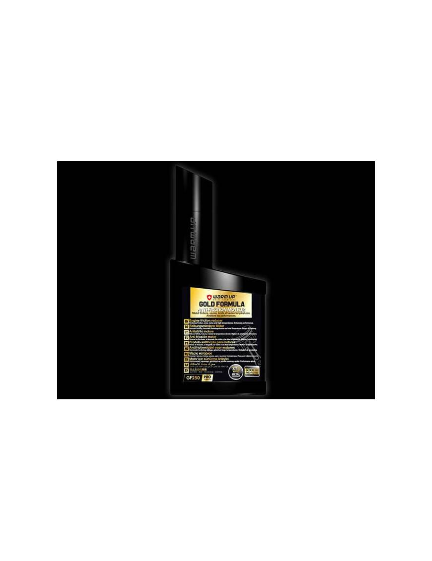 Additif moteur Warm Up Gold formula anti-friction