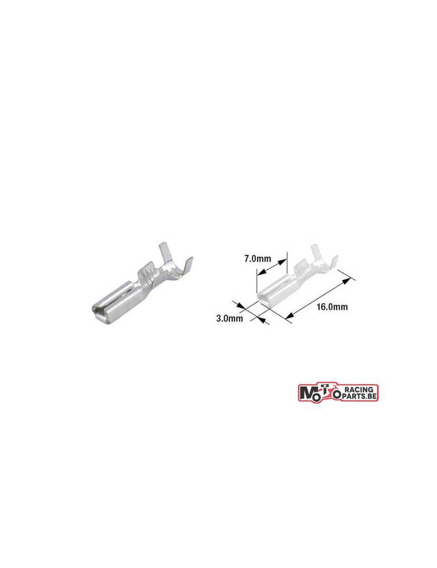 Electrical female pin Tourmax Type 090