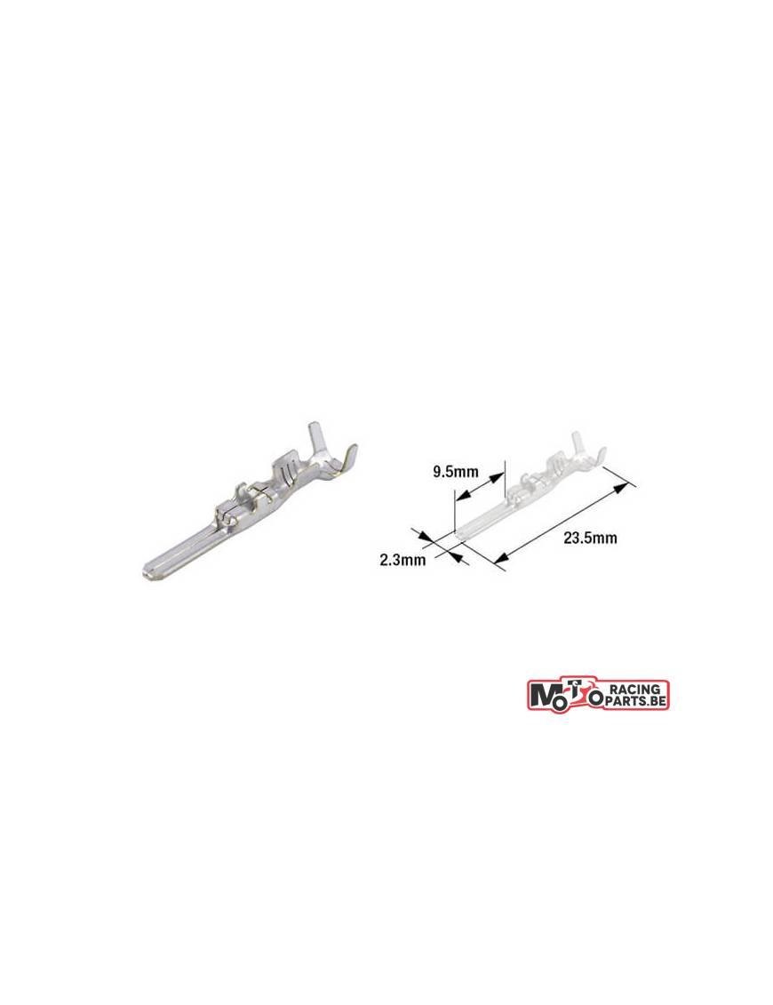 Electrical male pin Tourmax Type 090