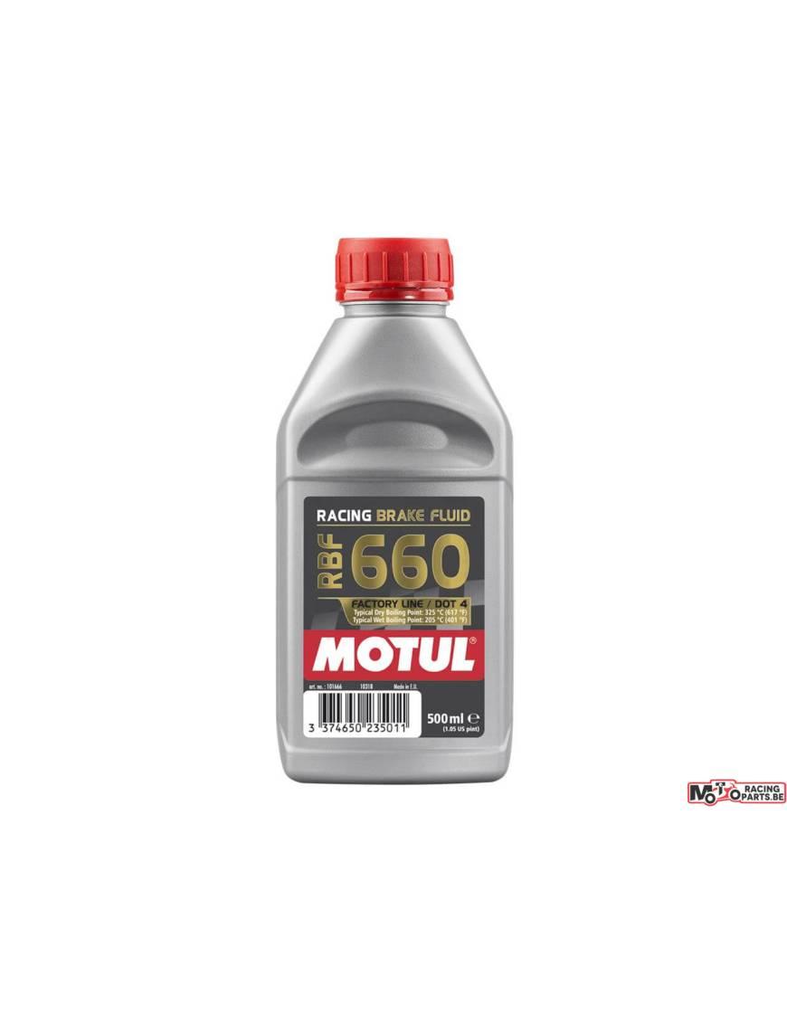 Brake oil Motul RBF 660 Dot 4 - 500ml