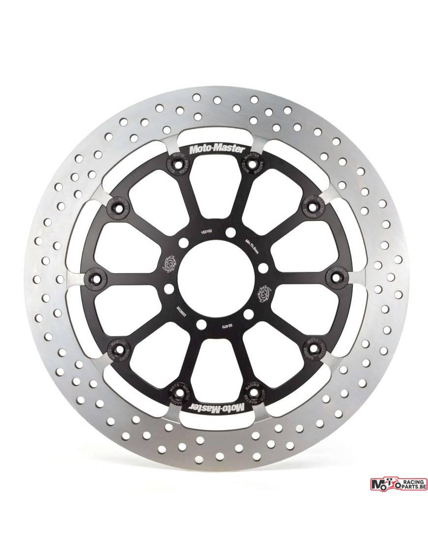 Brake Discs Moto Master Halo T Floater Yamaha Yzf R6 06 19 Yzf R1 15 19