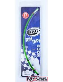 Rim tape R&G Racing Green color