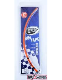 Rim tape R&G Racing Orange color